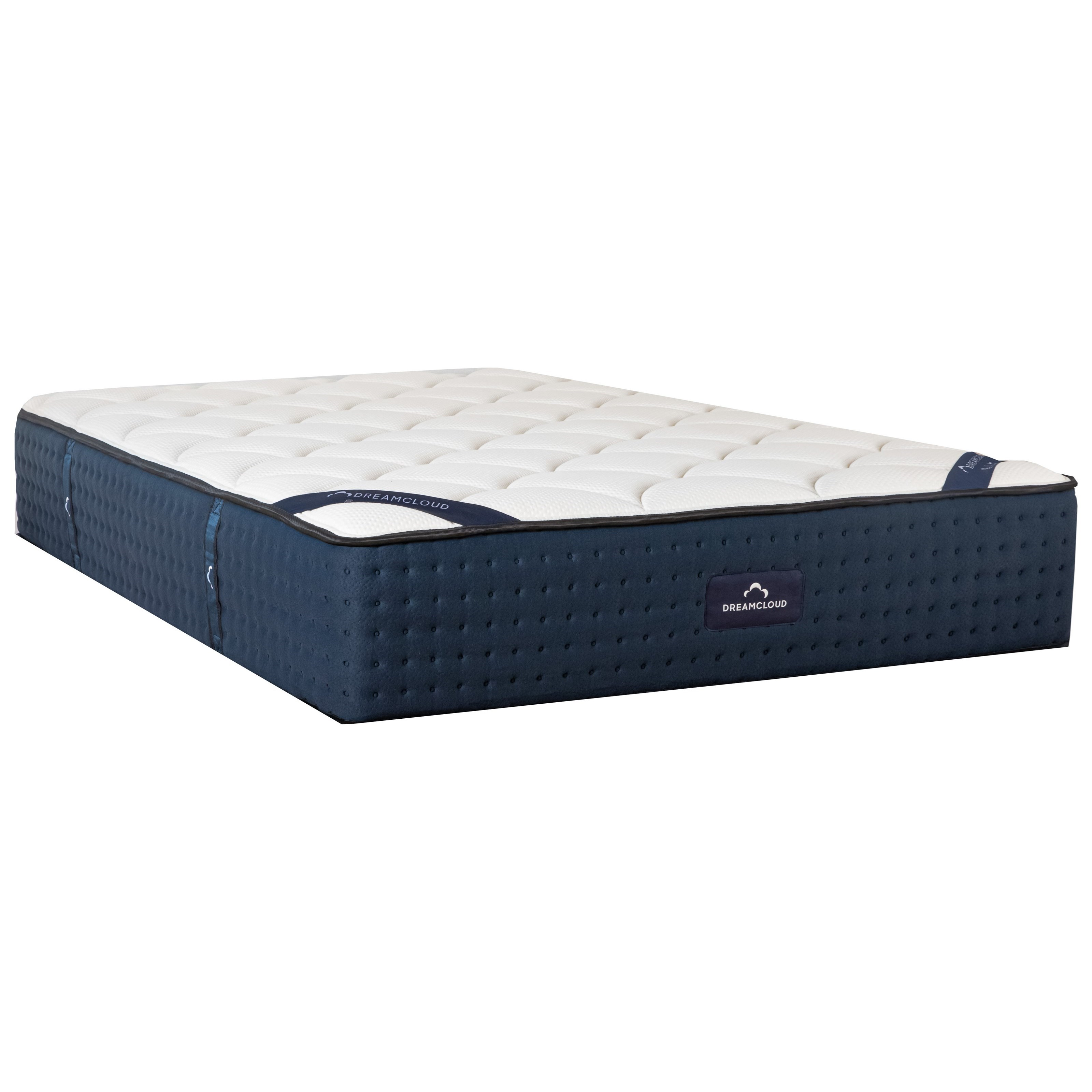 """Dream Cloud TT Twin 14"""" Tight Top Mattress by DreamCloud at Rooms and Rest"""