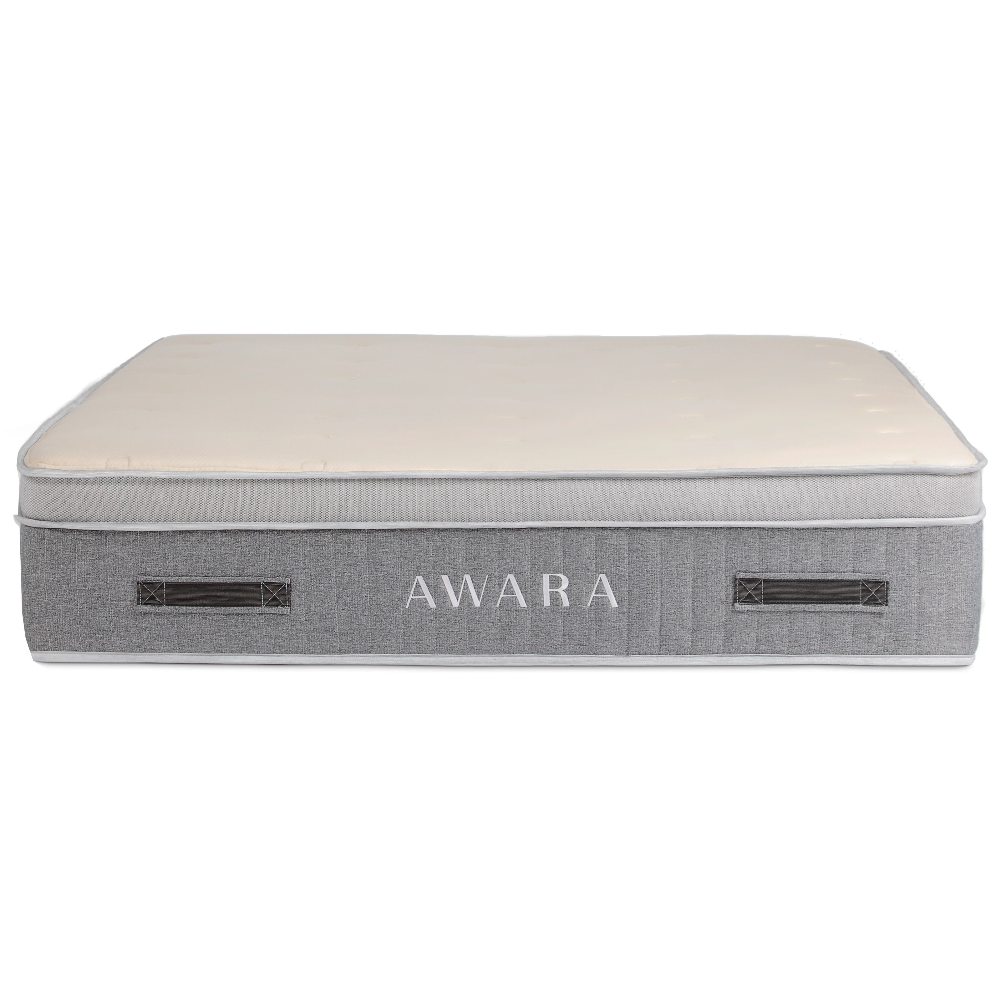 Nectar Aware Full Twin Latex Hybrid Euro Top Mattress by Nectar at Rooms and Rest
