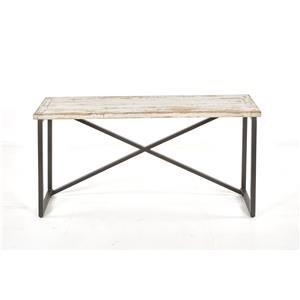 Landon Console Table Antique Grey