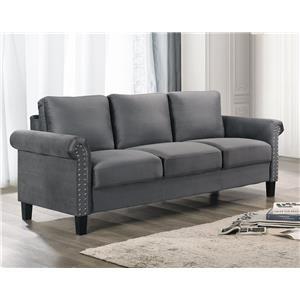 Nailhead Sofa