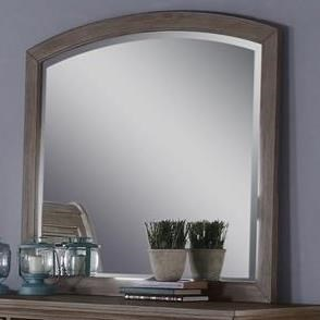 Allegra Mirror by New Classic at Beds N Stuff