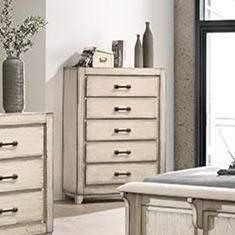 Ashland Drawer Chest by New Classic at Beds N Stuff