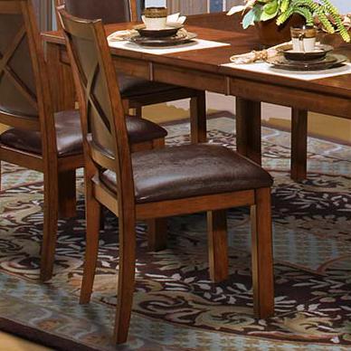Aspen Standard Dining Chair at Lapeer Furniture & Mattress Center