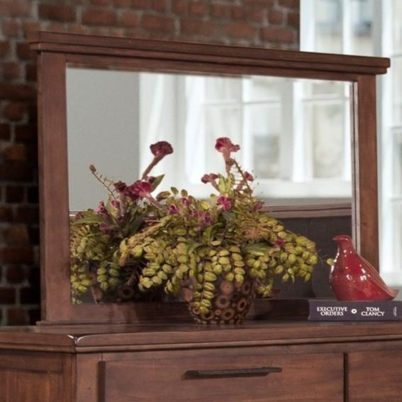 Cagney Dresser Mirror by New Classic at Rife's Home Furniture