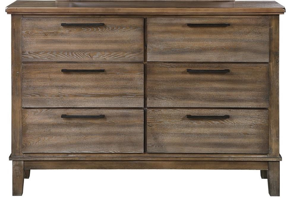 Cagney Dresser by New Classic at Beck's Furniture