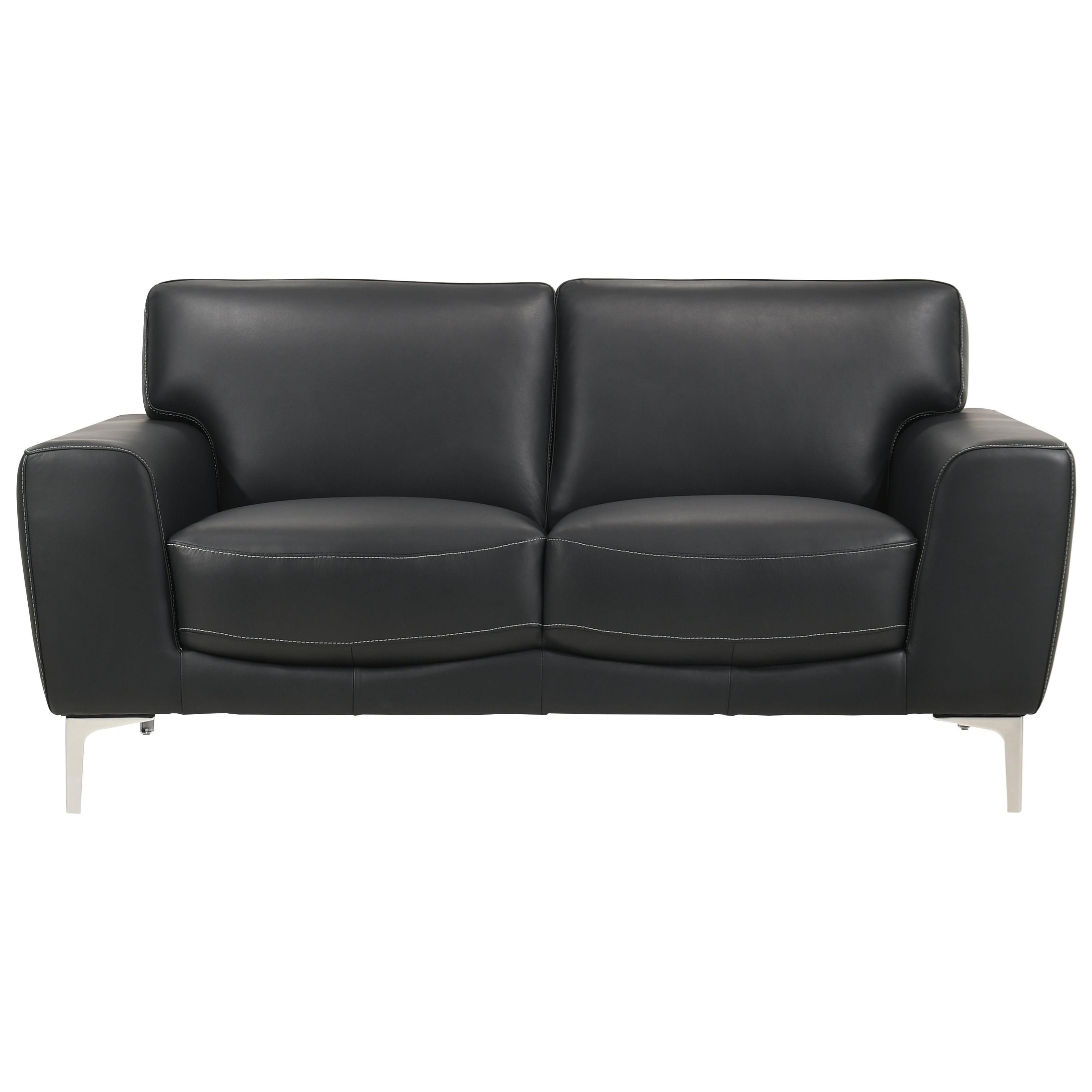 CARRARA Loveseat by New Classic at Beds N Stuff