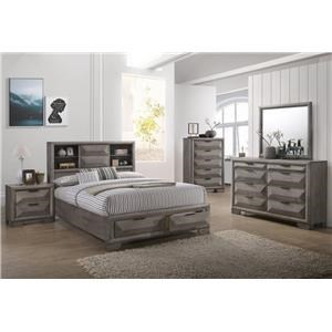 4-Piece King Bedroom