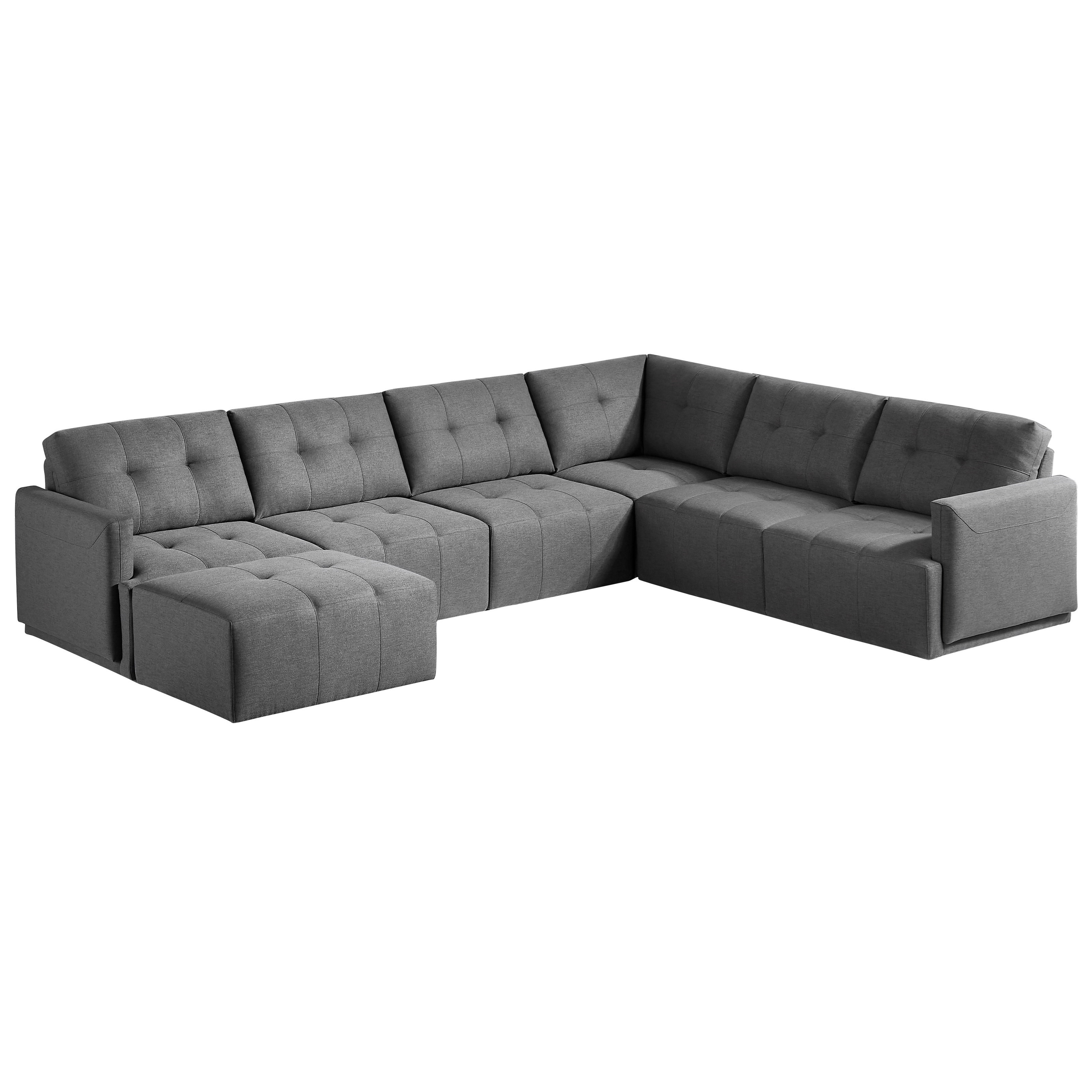 Colony Sectional Sofa by New Classic at Wilcox Furniture