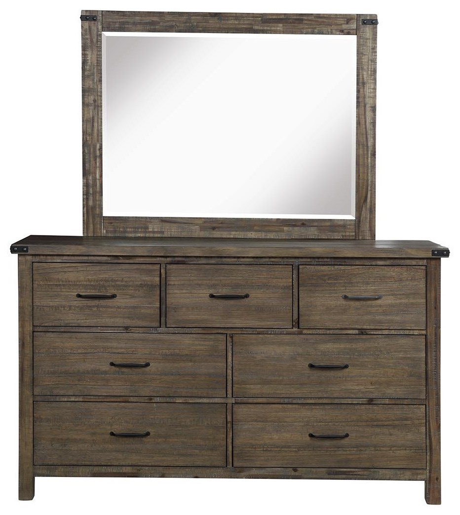 Galleon Mirror by New Classic at Darvin Furniture