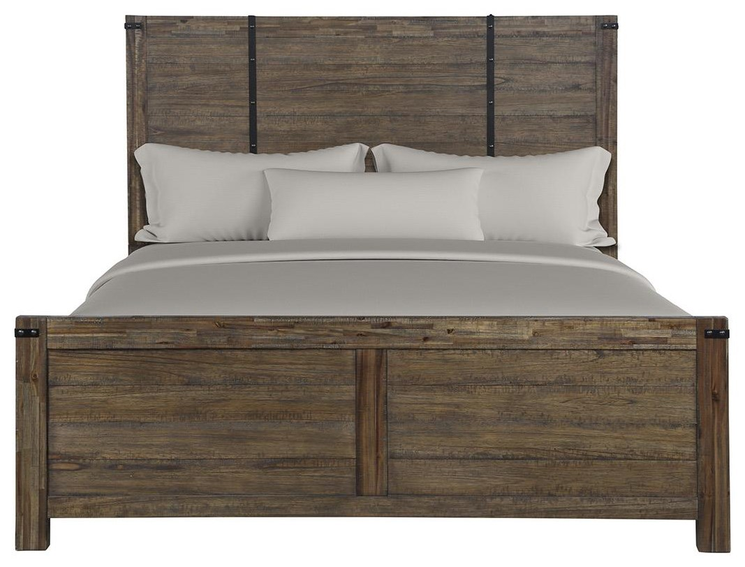 Galleon King Size Bed by New Classic at Darvin Furniture