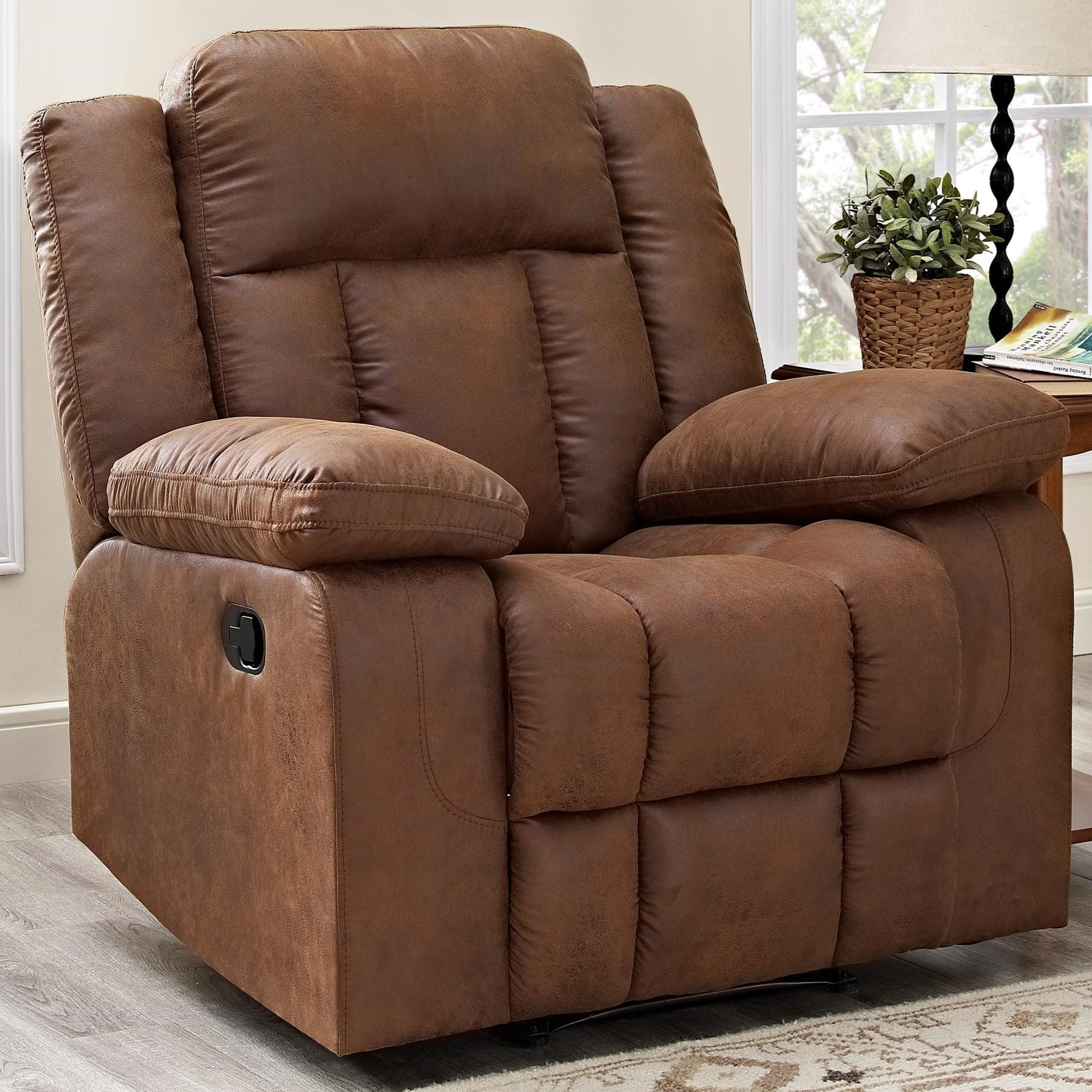 Hayes Power Glider Recliner by New Classic at Beds N Stuff