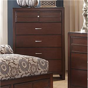 Five-Drawer Bedroom Chest