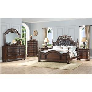 5 PC King Bedroom