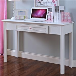 Casual One Drawer Table Desk