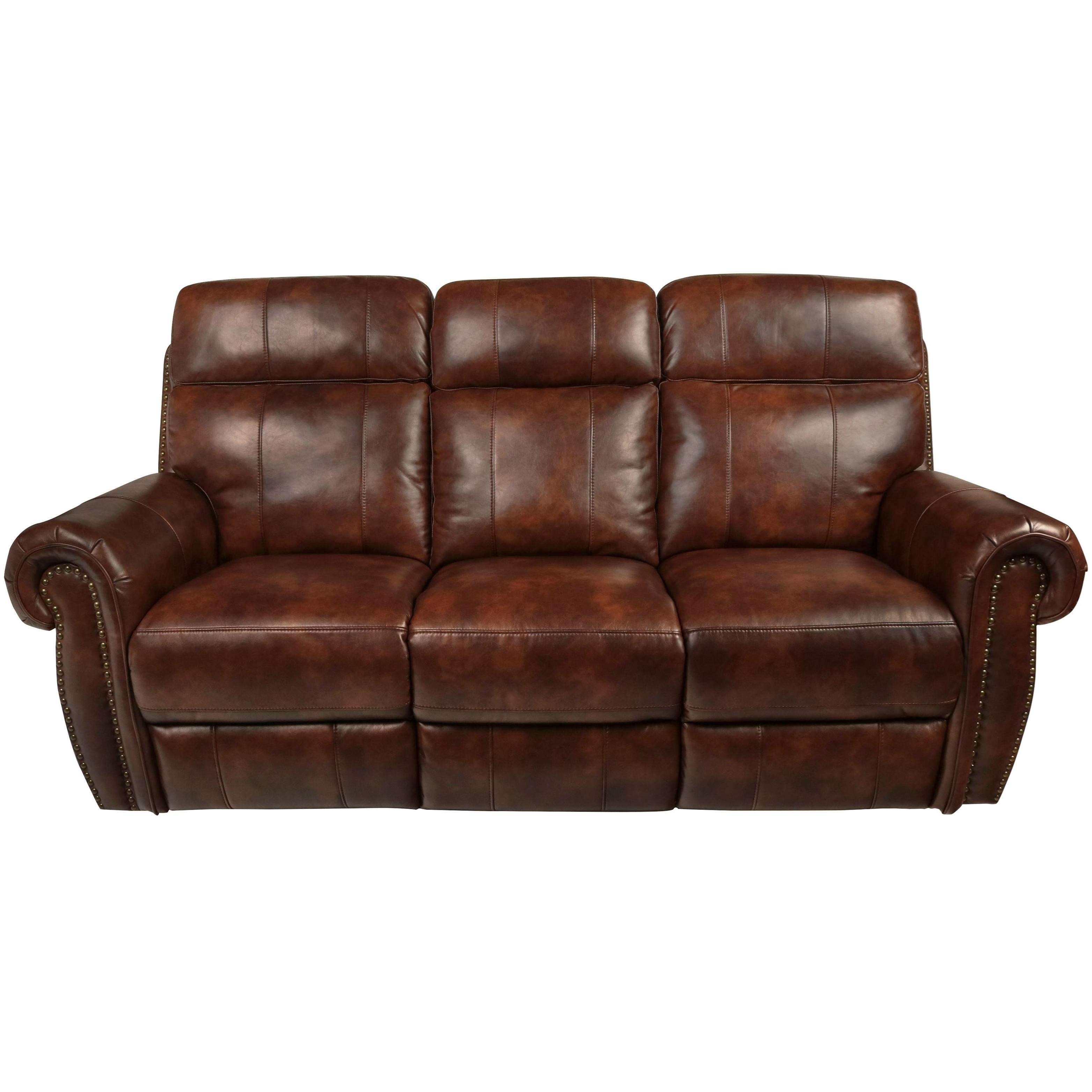 Roycroft Power Reclining Sofa by New Classic at Rife's Home Furniture