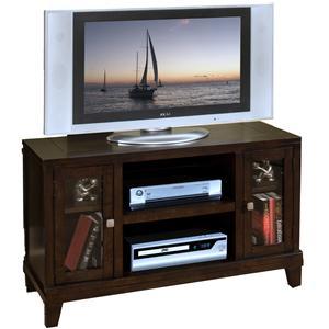 Two-Door TV Entertainment Console