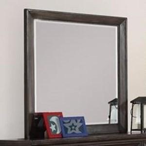 Youth Bedroom Dresser Mirror