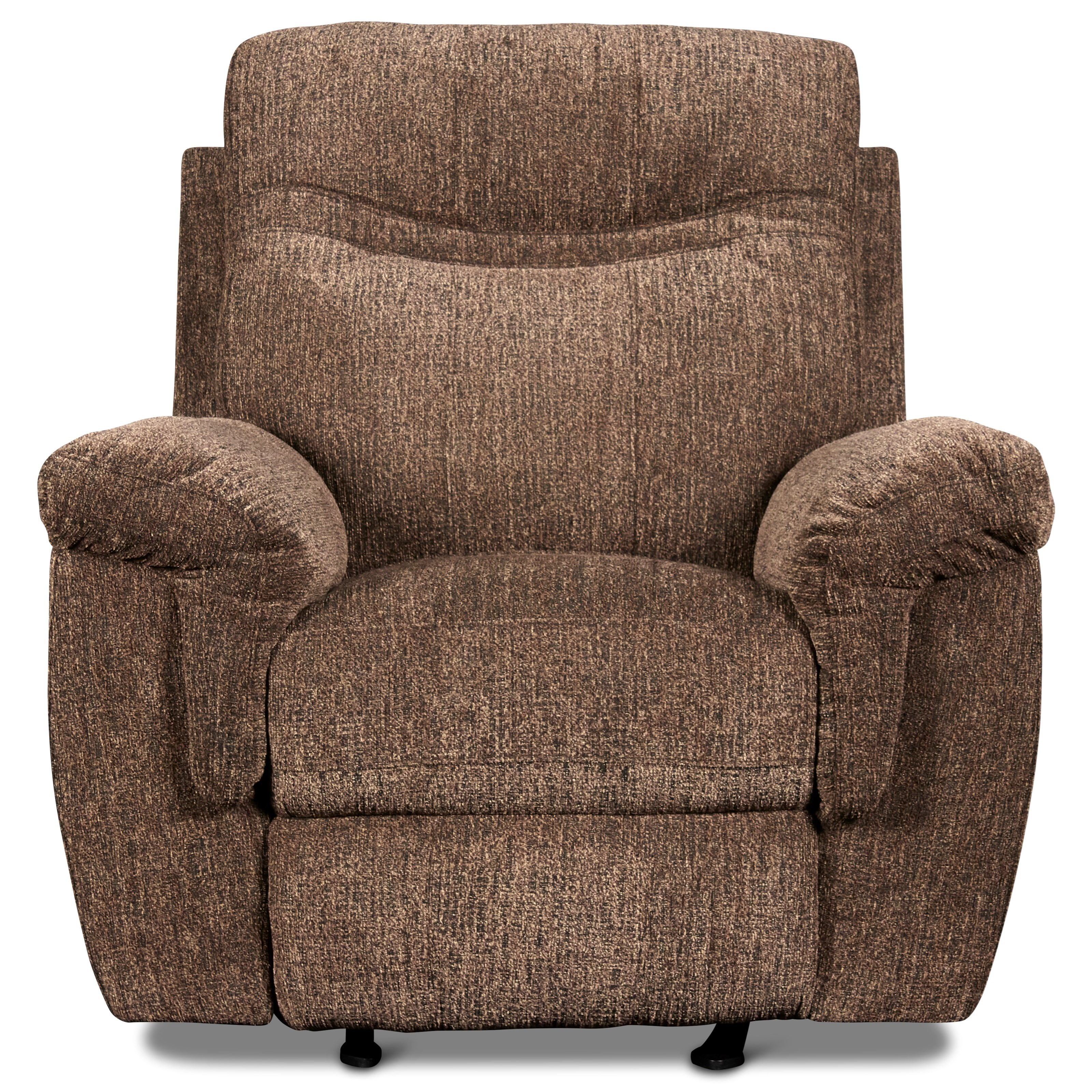 Sheffield Glider Recliner by New Classic at Wilcox Furniture