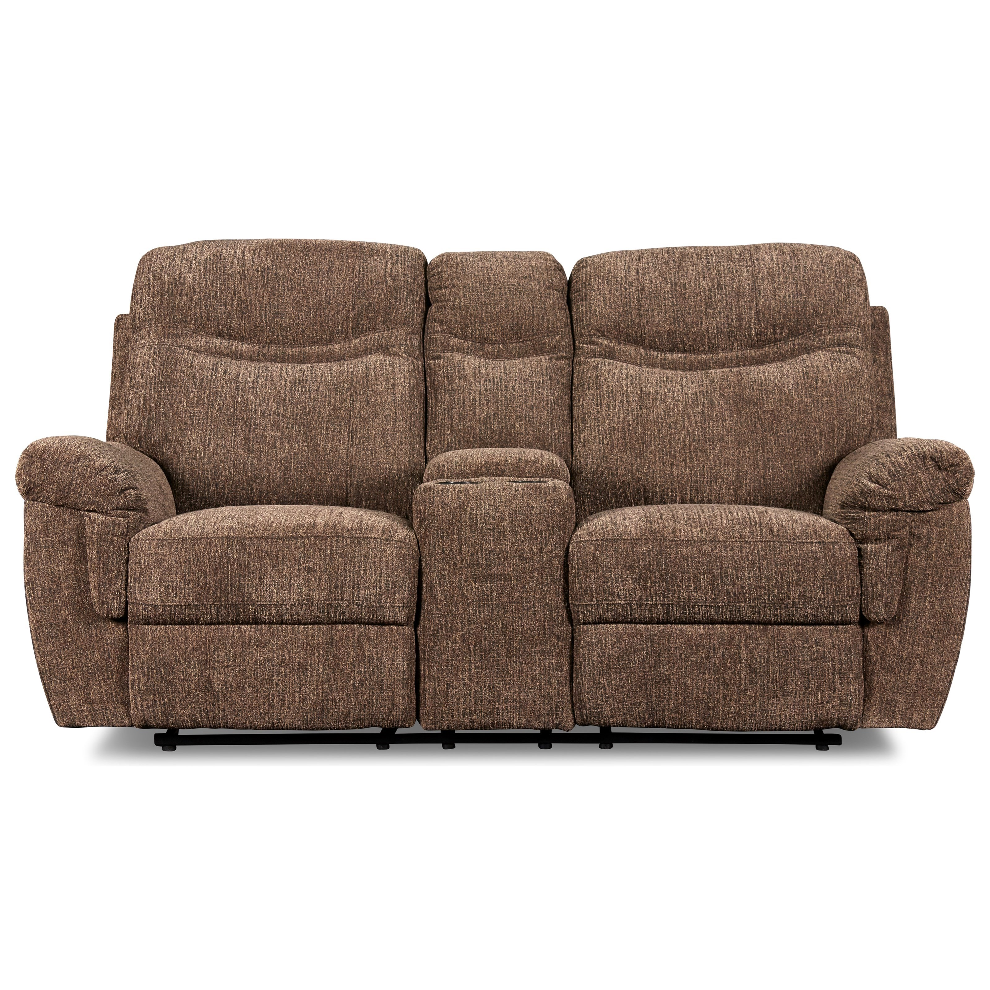 Sheffield Reclining Loveseat by New Classic at H.L. Stephens