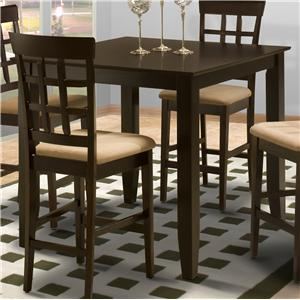 Square Counter Height Kitchen Table