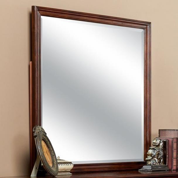 Tamarack Dresser Mirror by New Classic at Darvin Furniture
