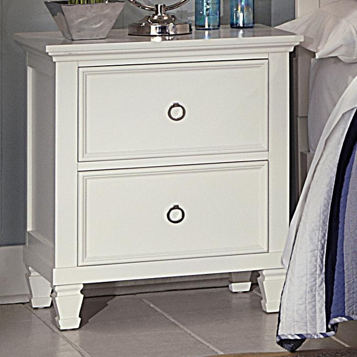 Tamarack 2-Drawer Nightstand by New Classic at Beck's Furniture