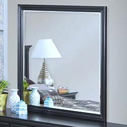 Tamarack Dresser Mirror by New Classic at H.L. Stephens
