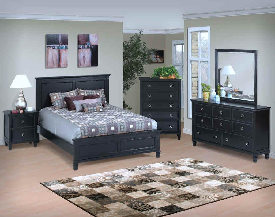 Tamarack Queen Bedroom Group by New Classic at Beds N Stuff