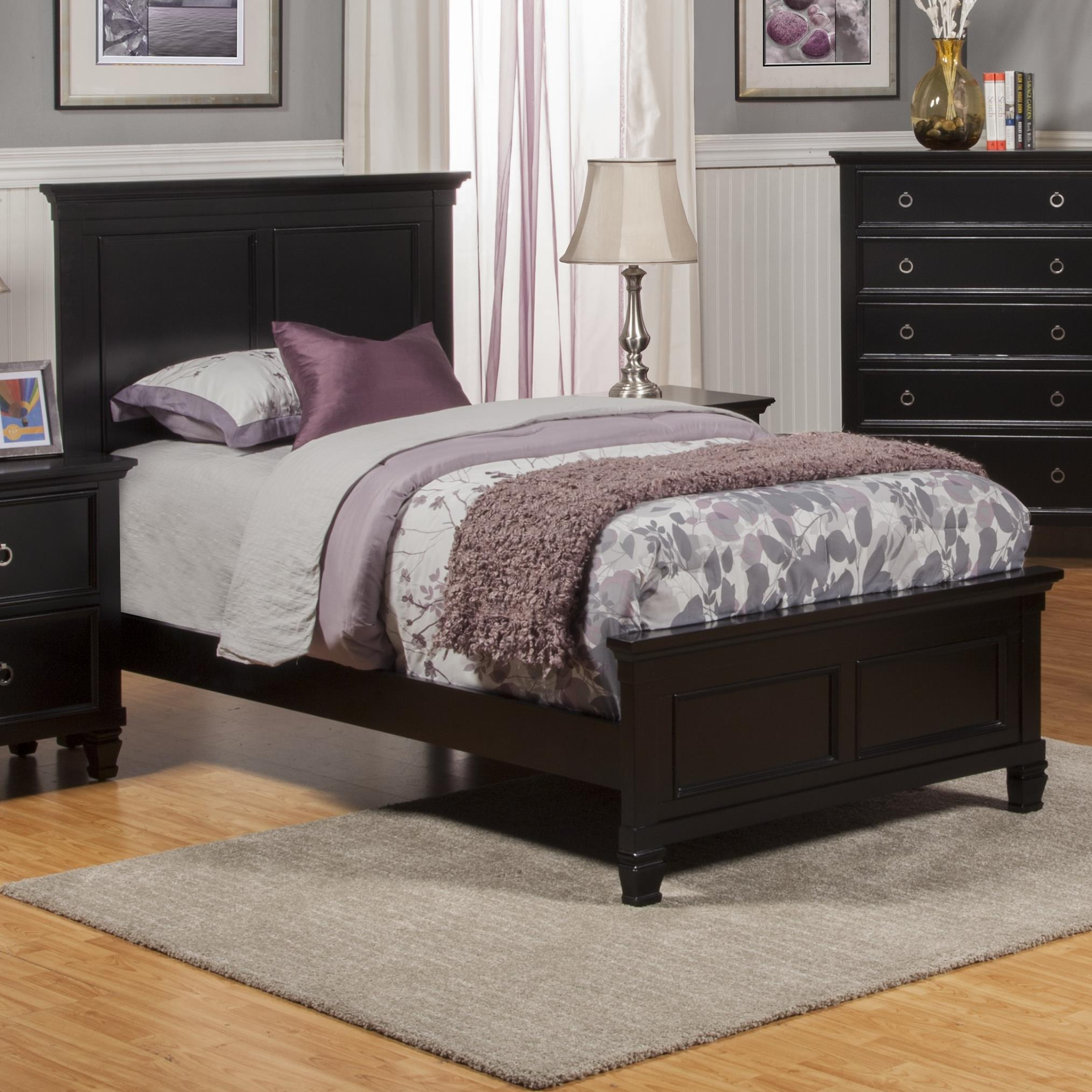 Tamarack Full Panel Bed by New Classic at Darvin Furniture