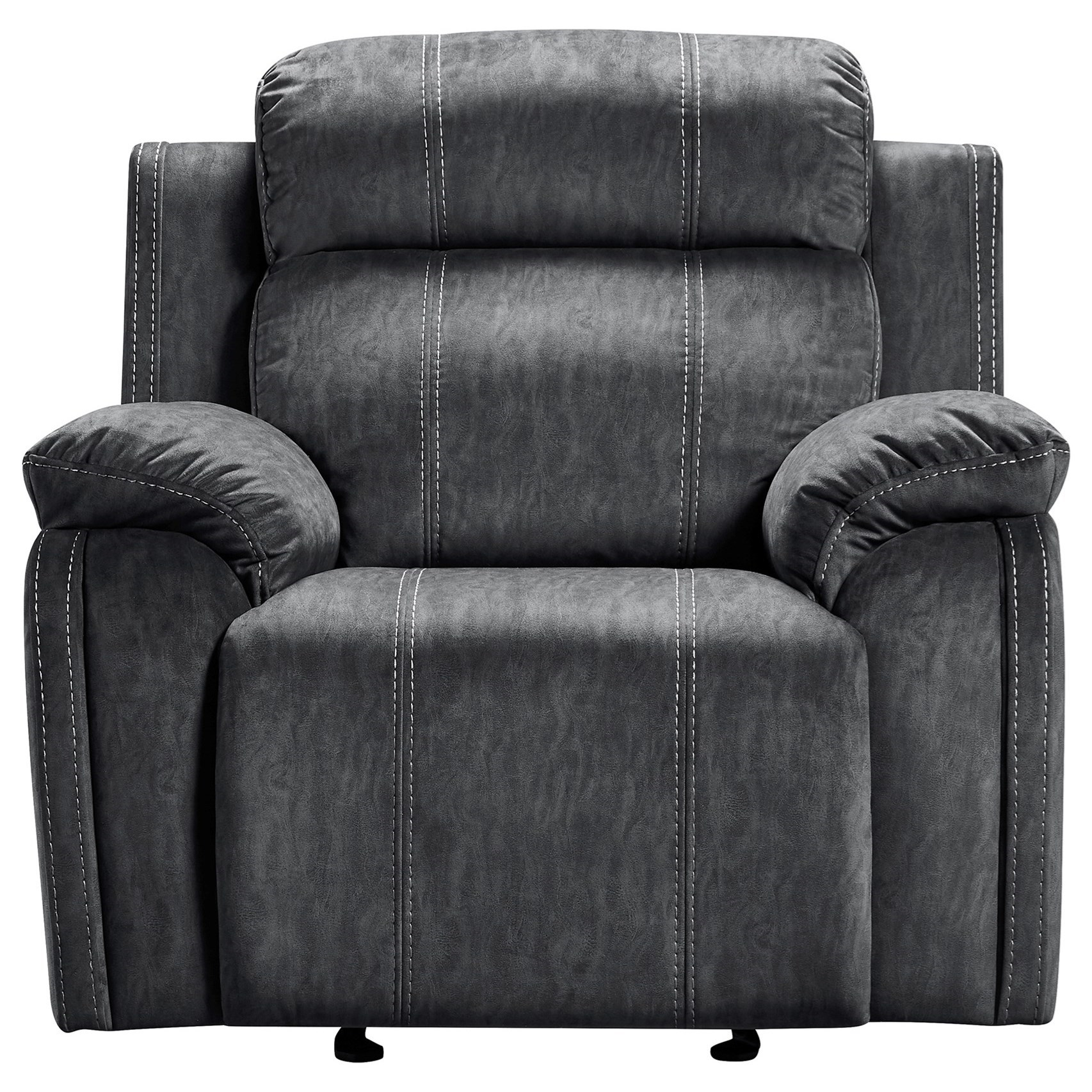 Tango Glider Recliner by New Classic at Rife's Home Furniture