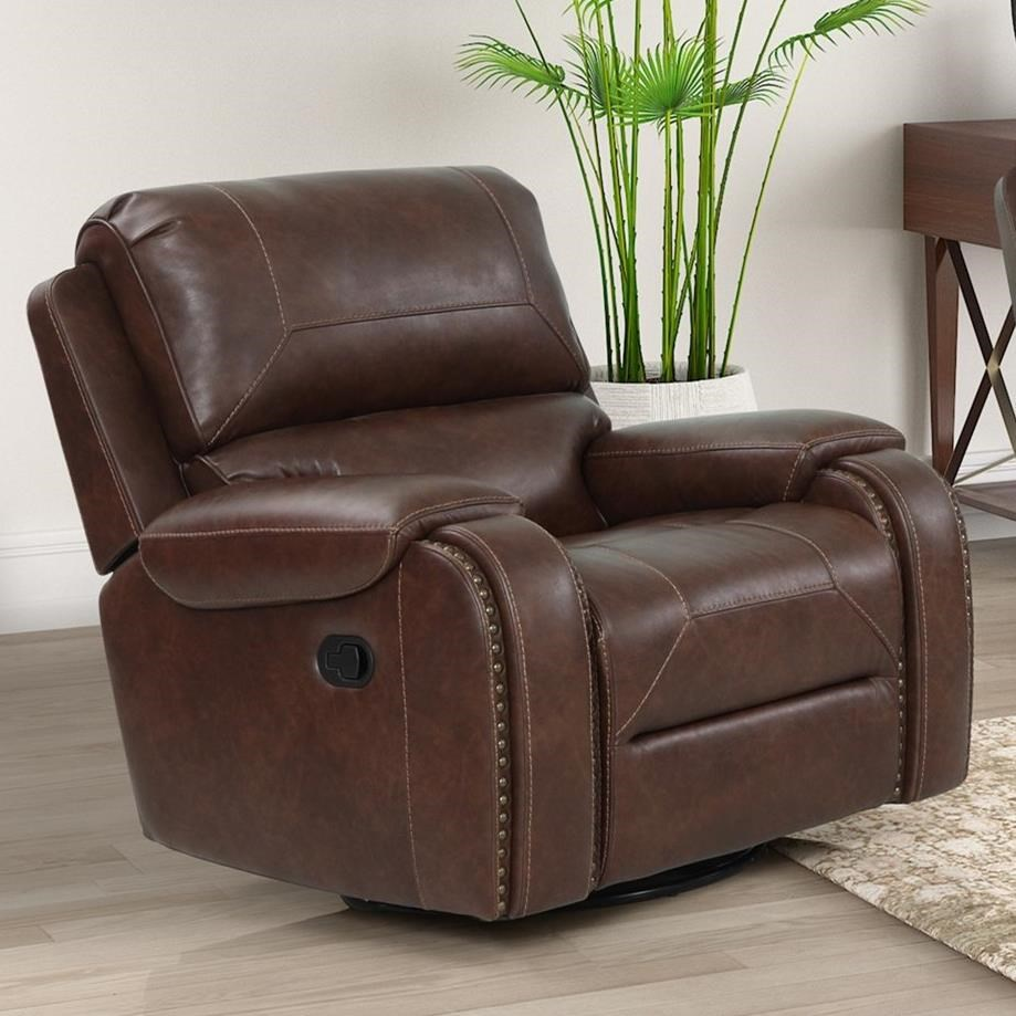 Taos Power Glider Recliner by New Classic at Beck's Furniture