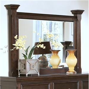 New Classic Timber City Dresser Mirror