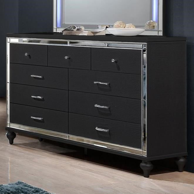 Valentino Dresser by New Classic at H.L. Stephens