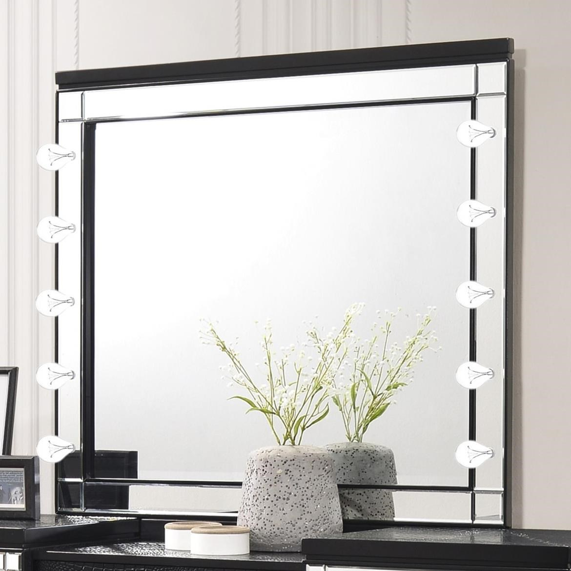Valentino Vanity Table Mirror by New Classic at Rooms for Less