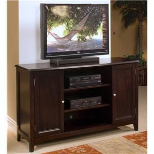 Two-Door TV Stand