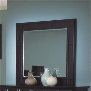 Square Landscape Mirror