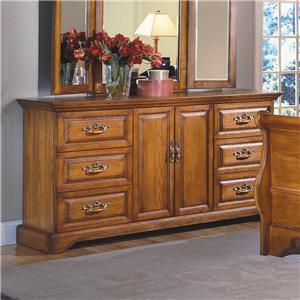 (6) Drawer Dresser