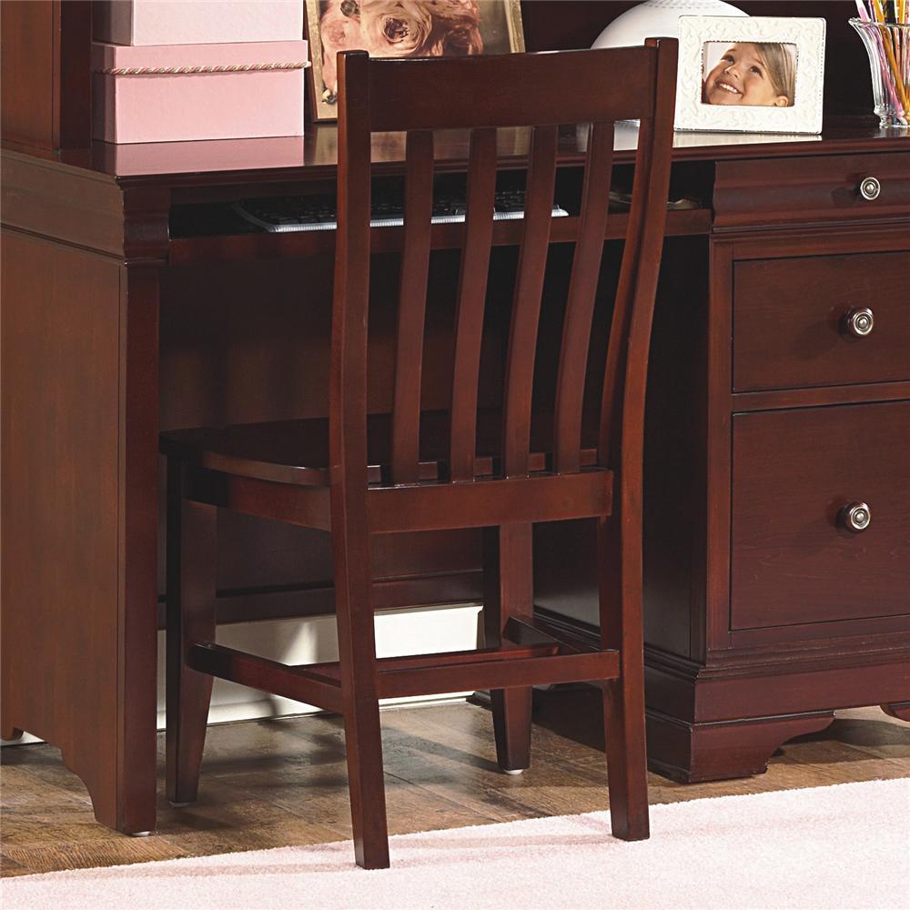 Versaille Youth Chair at Lapeer Furniture & Mattress Center