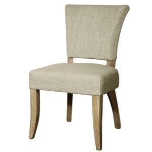 Austin Dining Chair, Rice