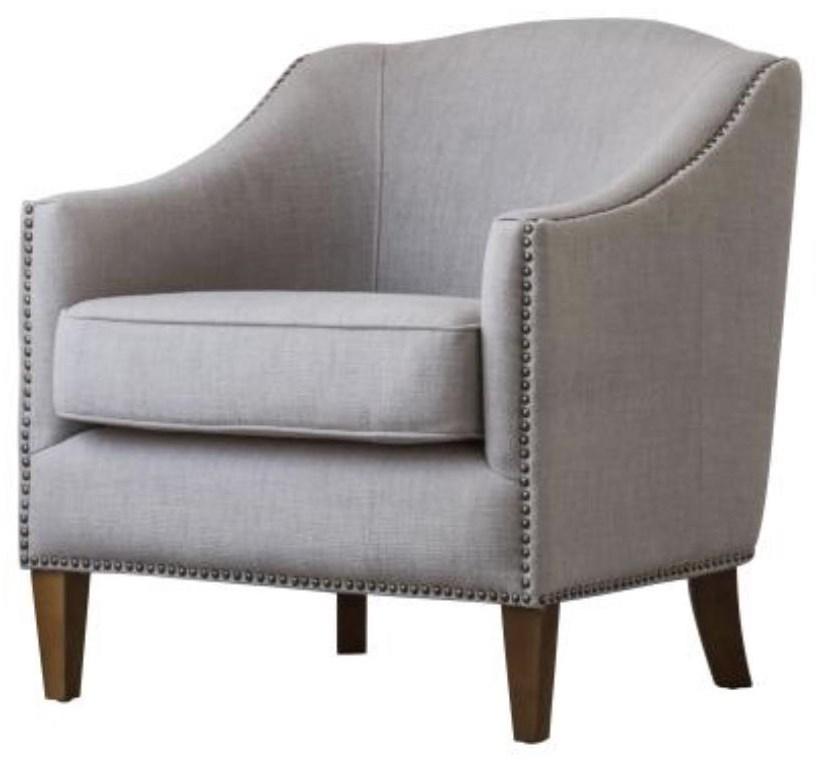Baxton Fabric Chair