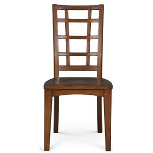 Youth Desk Chair with Criss-Cross Back
