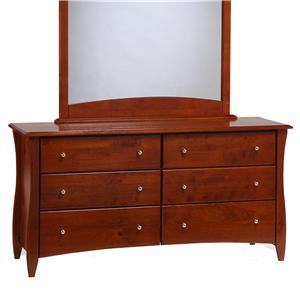 Night & Day Furniture Spice Dresser