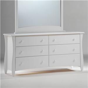 Night & Day Furniture Spice Dresser