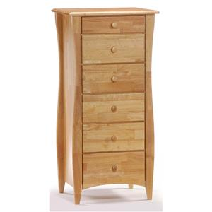 Night & Day Furniture Spice Lingerie Chest