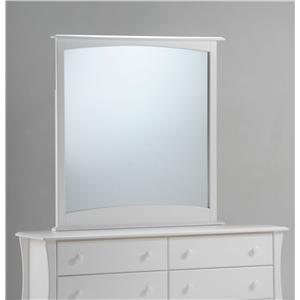 Night & Day Furniture Spice Mirror