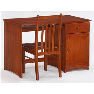 Night & Day Furniture Spice Desk