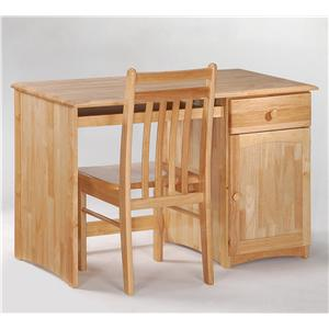 Night & Day Furniture Spice Desk
