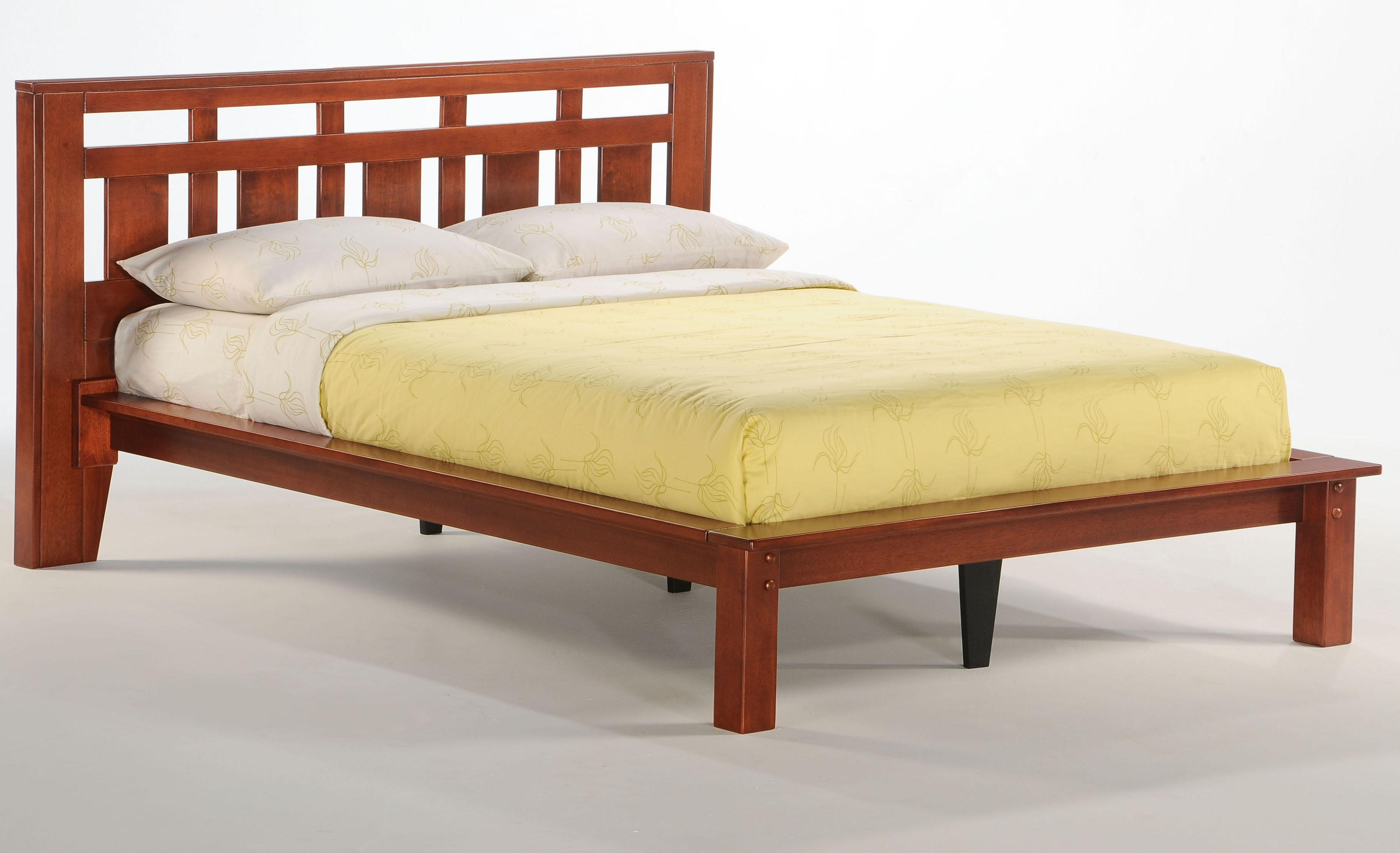 Spice Full Bed by Night & Day Furniture at Furniture and ApplianceMart