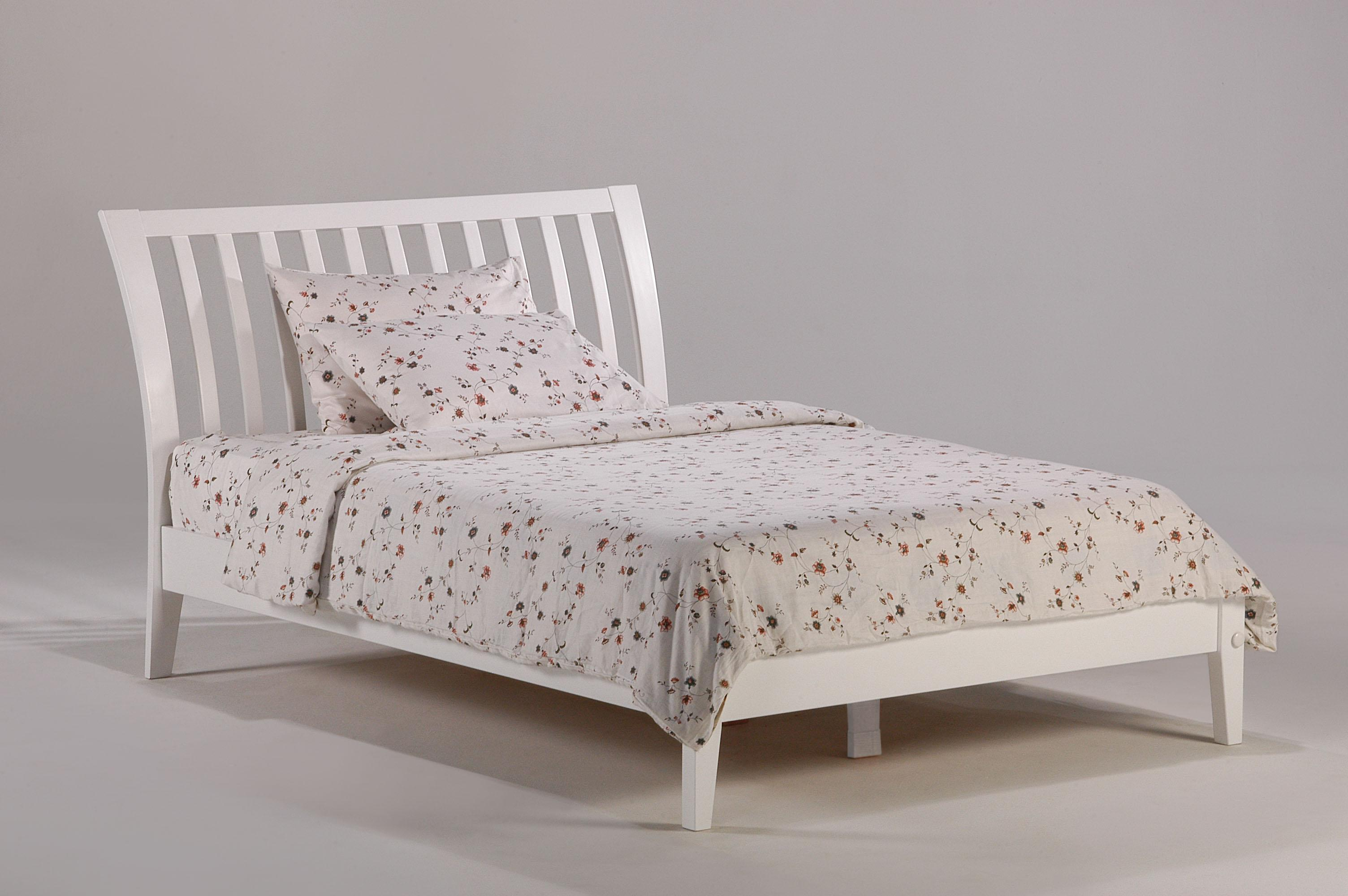 Spice King Bed by Night & Day Furniture at Furniture and ApplianceMart