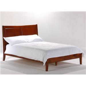 Night & Day Furniture Spice California King Bed